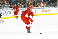 "Missouri Mavericks vs. Allen Americans, March 3, 2017, Silverstein Eye Centers Arena, Independence, Missouri.  Photo: John Howe / Howe Creative Photography • <a style=""font-size:0.8em;"" href=""http://www.flickr.com/photos/134016632@N02/33117916452/"" target=""_blank"">View on Flickr</a>"