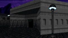 The Barren Bar (BarricadeCaptures) Tags: star wars dark forces mission ii 2 talay tak base after massacre bar cantina tavern game screenshot screencap
