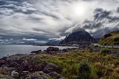 Å (marko.erman) Tags: å archipelago island lofoten norway sony stockfish landscape outside panorama dramatic nordic clouds sky wideangle sea