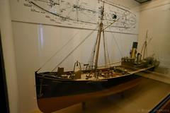 Imperial Queen Model Ship (Bri_J) Tags: hullmaritimemuseum hull eastyorkshire uk yorkshire museum maritimemuseum nikon d7200 imperialqueen modelship trawler