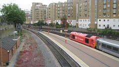67018 'Keith Heller' at Marylebone (parkgateparker) Tags: marylebone chilternrailways class67 67018
