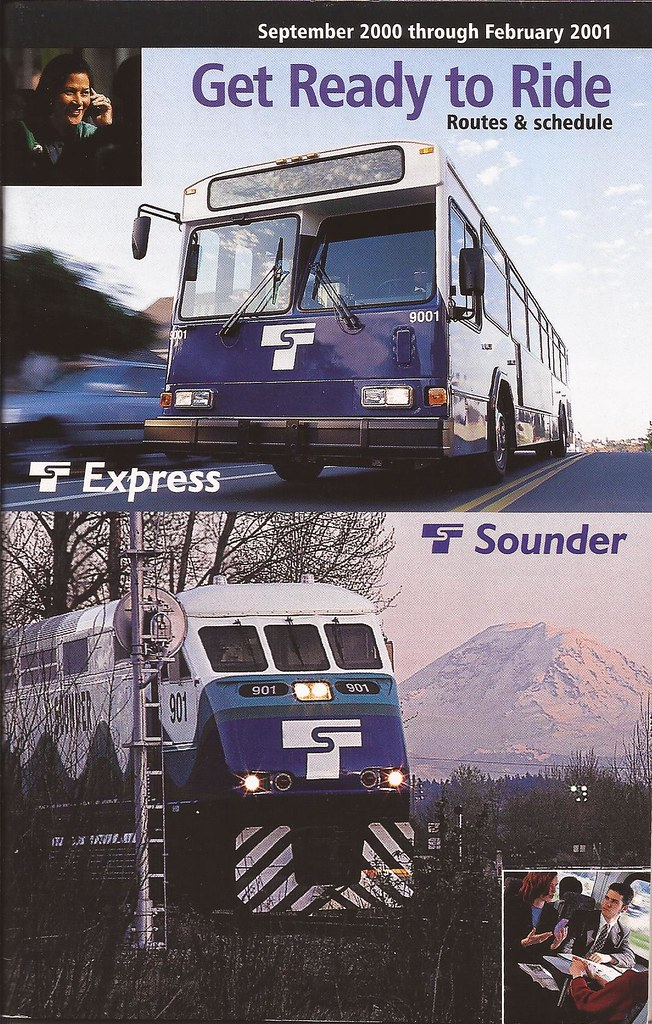 The World's Best Photos of bus and sounder - Flickr Hive Mind