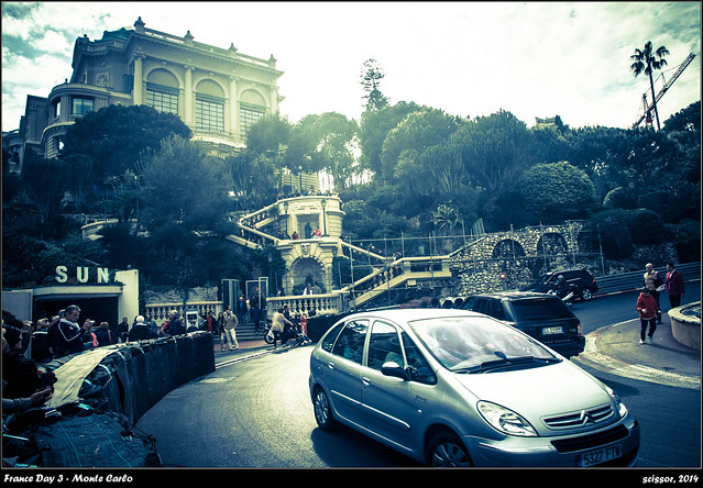 France Day 3 - Monte Carlo
