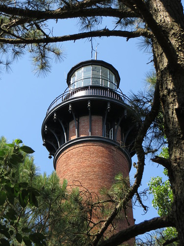 Currituck Beach Light, Corolla, North Carolina
