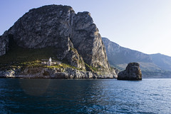 Capo Zafferano (Chiara Di Cristofalo) Tags: light sea faro mare palermo luce sicilia capozafferano chiaradicristofalo