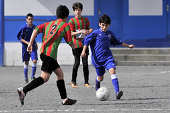 MAR-LAR 041 1200 (Alberto Segade) Tags: sports football nikon soccer infantil nikkor marino ftbol mera oleiros d300 laracha nikkorzoomlens nikond300 nikon80200afs 20132014