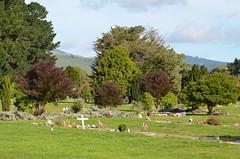 Cimetière maori