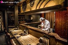 Yakiniku Hiro (  ) (Voyage  Kyoto) Tags: japan restaurant kyoto beef maiko     gion guide kansai hiro japon centreville boucher pontocho  yakiniku sak viande kiyamachi wagyu  japanfood  comptoir  thatre     viandegrill viandedebuf lagaredekyoto    guidekyoto  meatshophiro pontochokaburenjyo