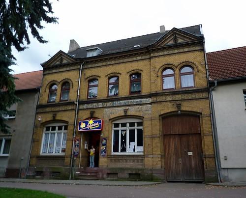 ehemalige Kammer-Lichtspiele Klostermansfeld