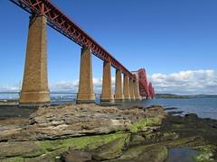 Forth Rail Bridge (mr_snipsnap) Tags: bridge scotland rail railway forth lothian