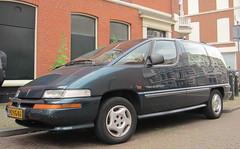 1997 Pontiac Trans Sport 2.3i-16V (rvandermaar) Tags: sport 1997 pontiac trans transsport pontiactranssport 23i16v sidecode5 pzgg82