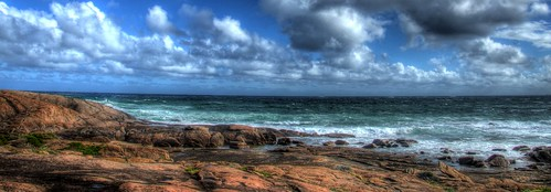 Cape Leeuwin Seascape