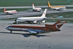 C-GCPB CP Air 727-217 taxiing at CYYZ in April 1979 (GeorgeM757) Tags: toronto airplane airport aircraft aviation boeing aircanada cpair transair easternprovincial cyyz alltypesoftransport 727217 cgcpb georgem757