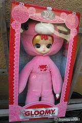 Gina (tiramisu_addict) Tags: toys dolls gina gloomybear grooveinc dalgloomybear