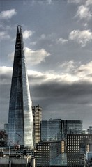 The Shard (40% fnord) Tags: london shard hdr nokialumia1020 fhotolens
