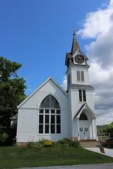 Cambridge United Church (pegase1972) Tags: usa church us vermont unitedstates newengland glise vt tatsunis
