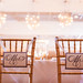 Wedding Chairs - Mr. & Mrs.