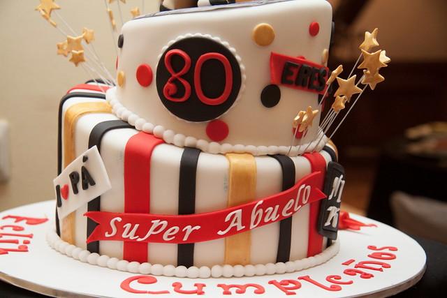 cumpliendo 80 años