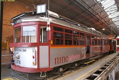 976_Bendigo_5May2014 (nzsteam) Tags: trolley tramway workshops bendigo mmtb birney talkingtram reastoration bendigotrams
