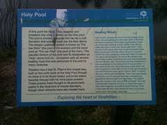 Strathfillan - Holy Pool