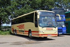 SF07 YTU: Andrew, Tideswell (originally LSK 878) (chucklebuster) Tags: sf07ytu andrews volvo b12bt plaxton panther parks lsk878 tideswell