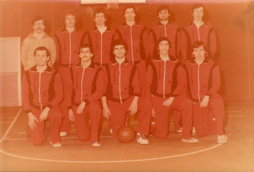 Collegno Basket Promozione 78-79