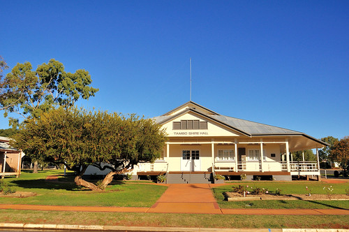 Tambo Shire Hall