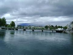 fluviul ron (băseşteanu) Tags: switzerland suisse geneve genf