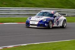#44 - Barrie Baxter / Dan Cammish - Team Parker Racing - Porsche 911 GT4  @teamparkeracing  @DanCammish (Steven Roe Images) Tags: cars racing hatch endurance brands brandshatch 2014 britishgt avontyres stevenroeimages