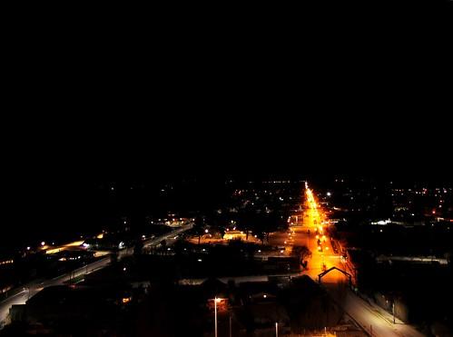 Chile Chico noche