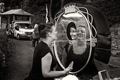 (Steve Barnett) Tags: leica carnival 35mm village kodak district derbyshire peakdistrict peak mp customs eyam 2014 ektar sumicron