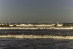las olas y el viento (Celeste Saez) Tags: playa viento olas maro claromeco
