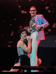 Boulevard Newcastle (Ermintrude73) Tags: show drag dancing stage performance dancer performer crossdresser femaleimpersonator showbar bettylegsdiamond boulevardnewcastle mikeburr wwwboulevardnewcastlecouk copenhagen1801ltd ne14hf