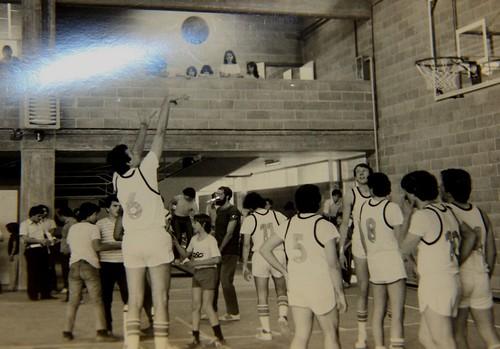 Collegno Basket in azione palestra Gramsci (2)