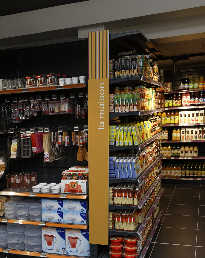 The world 39 s best photos of carrefour and food flickr for Auchan arredamento
