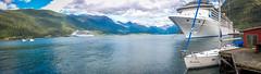 Costa Mediterranea (K r y s) Tags: norway møreogromsdal åndalsnes