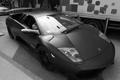 Lamborghini Murcielago LP670-4 SuperVeloce (Benny_chin) Tags: speed awesome fast lamborghini supercar sv matte murcielago 670 v12 matteblack 65l superveloce lp6704
