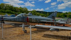 Dassault Etendard IVM in Savigny-les-Beaune (J.Comstedt) Tags: aircraft aviation dassault etendard iv museum musee chateau savigny les beaune france air johnny comstedt