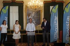 Presentación  Ayuntamiento de  Gijón Clinics Moviestar F05