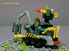 3_Tracked_Crystal_Digger (LegoMathijs) Tags: 2 rock energy track lego crystal space scifi drill raiders miners moc legomathijs