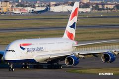 British Airways A380-841 msn 161 (dn280tls) Tags: british msn airways 161 a380841 gxleg