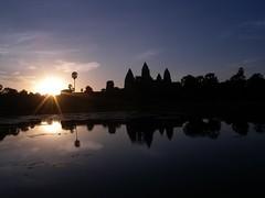 Sunrise at Angkor Wat - 059