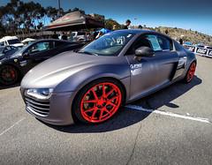 Audi R8 by Tag Motorsports (Winning Agent) Tags: california unitedstates sandiego tag wheels custom audi bbs r8 audir8 socaleuro