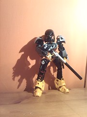 The Goodwill Sniper (7) (EMMSixteenA4) Tags: light self work dark that mirror flickr ranger order good progress 7 wip help will sniper advice bionicle gali critique pls moc lewa tahu nui roark mahri kopaka pohatu lesovikk mfin onua selfmoc lessovikk wreax