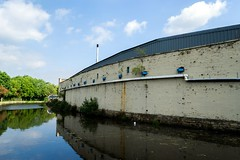 Leeds Liverpool Canal at Nelson Lancashire Sept.2014 (I.T.P.) Tags: liverpool canal leeds nelson lancashire