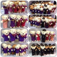 น้องหมีการบินไทย                                ผลิตราคาส่ง ราคาปลีก ตุ๊กตาหมี ชุดตุ๊กตาหมี ออกแบบทุกชุด ชุดอาชีพ หมอ พยาบาล  ทหารเรือ ทหารบก เตรียมทหาร  ชุดนานาชาติ กิโมโน ฮันบก ชุดไทย ชุดแต่งงาน บ่าวสาว ชุดนักเรียน ประถม มัธยม มหาลัย ชุดเทวันโด้  ชุดแฟน