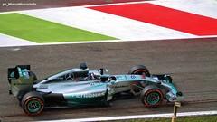 Lewis Hamilton's Mercedes (Marco Moscariello) Tags: car mercedes first f1 winner formula1 monza 2014 lewishamilton gpitalia moscariello monza2014
