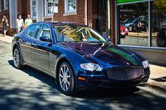Maserati Ghabli (BobMical) Tags: street car nikon charlottesville maserati topazadjust d5100 nikonafsdxnikkor35mmf18g bobmical ghabli