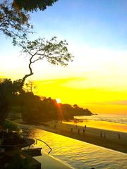 Sundara (Sarah_Ackerman) Tags: sunset bali food beach pool dinner indonesia resort drinks fourseasons villa cocktails spa luxury jimbaran sundara jimbaranbay