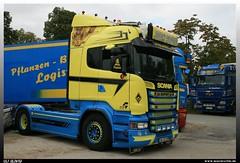 "Scania R Streamline ""Jens Bode"" (uslovig) Tags: festival truck germany bayern deutschland jens lorry camion r bode fest veranstaltung scania vabis streamline lkw lichtenfels"